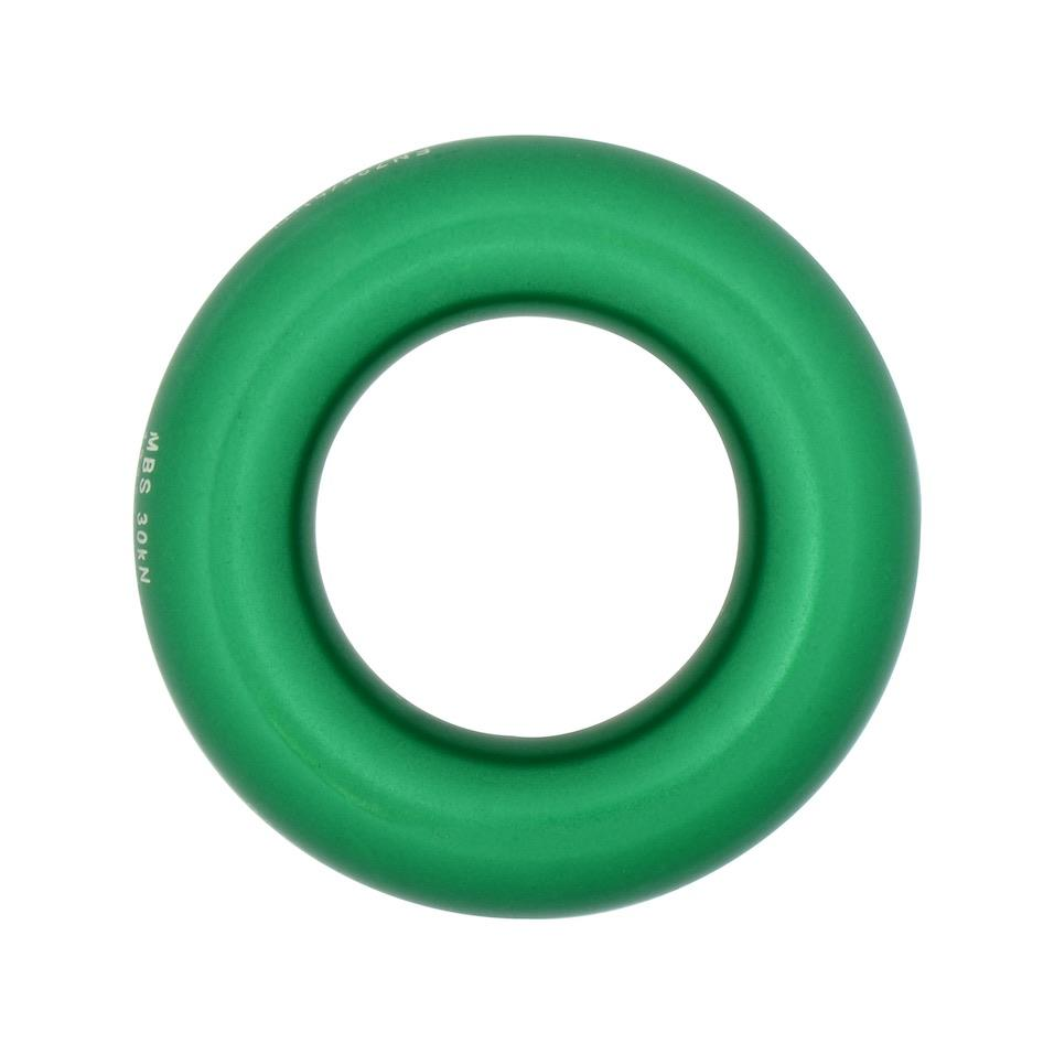 Anchor Ring 28mm Green