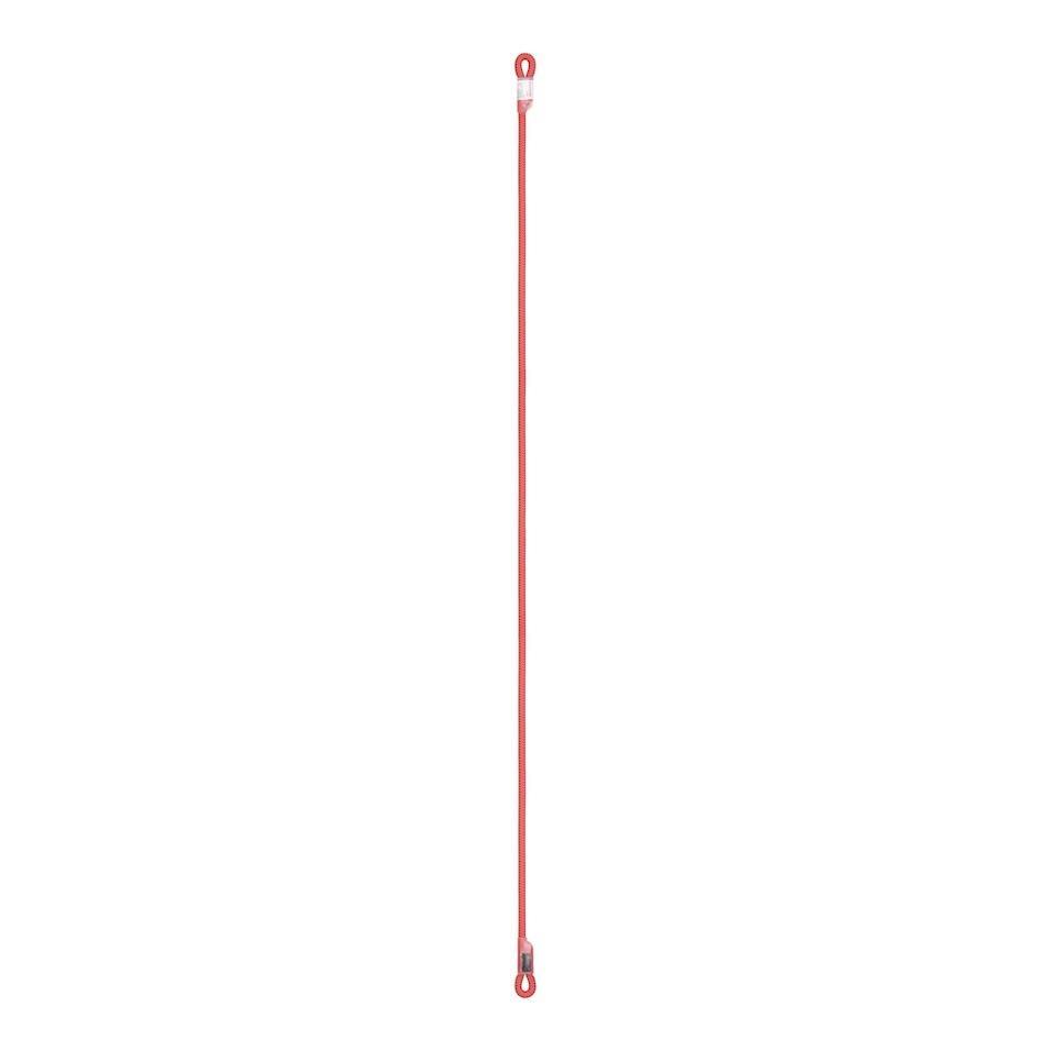 Low Stretch Rope Lanyard iD 140cm Red