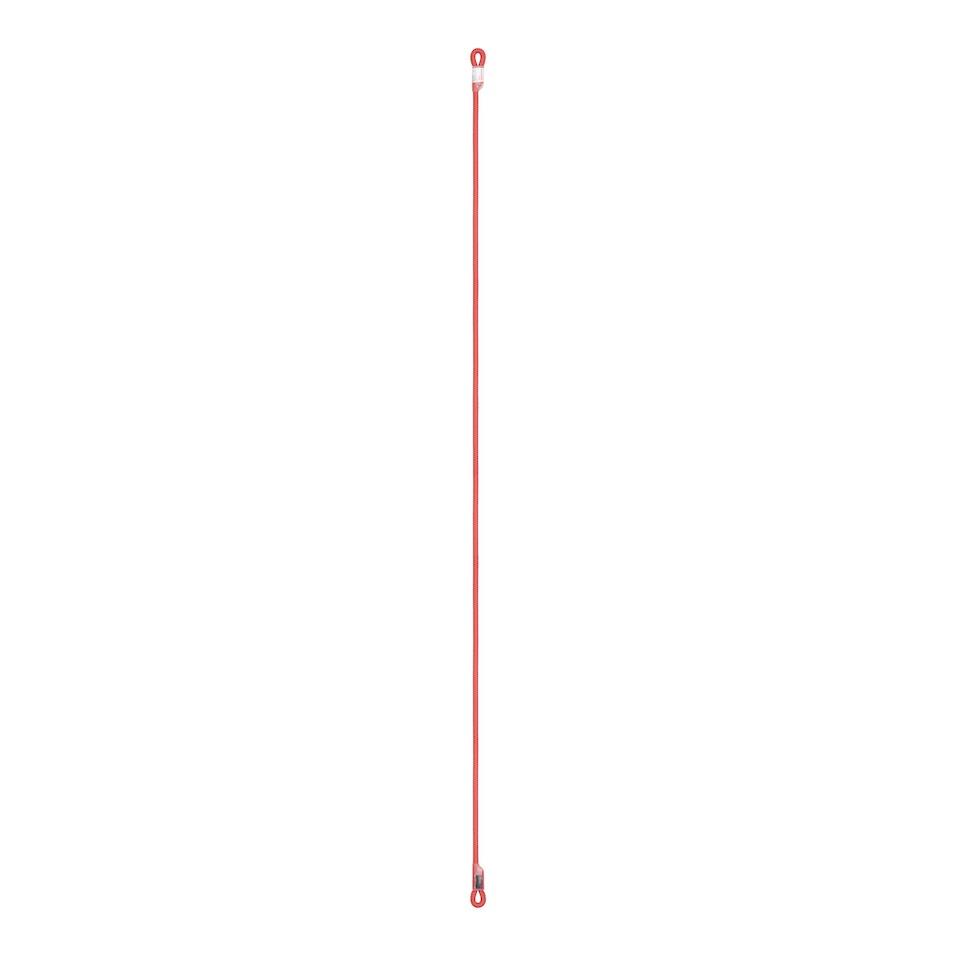 Low Stretch Rope Lanyard iD 175cm Red