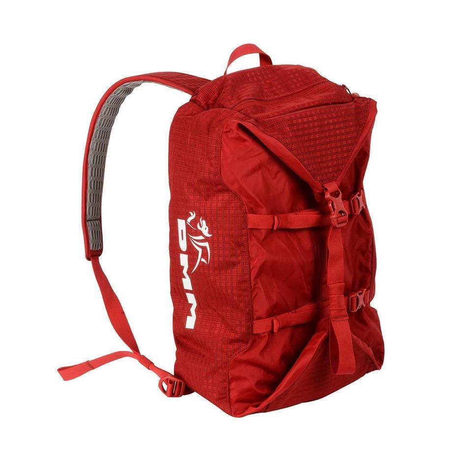 Classic Rope Bag Red