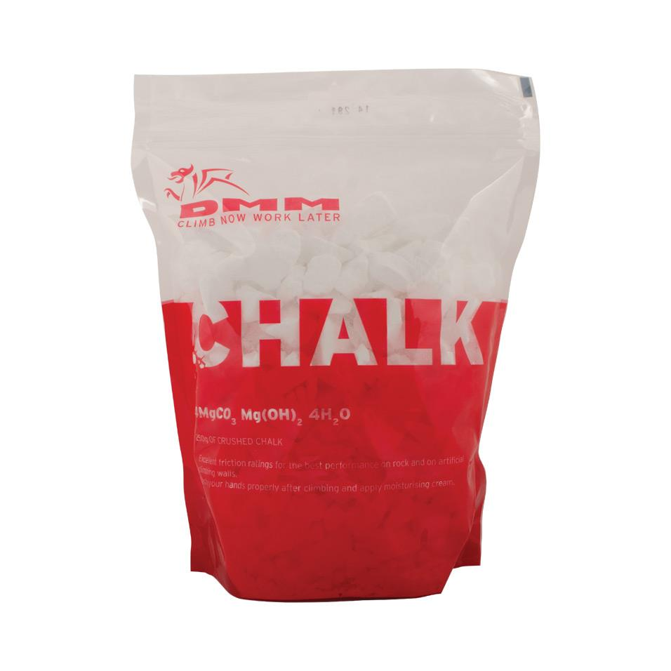 Crushed Chalk Bag