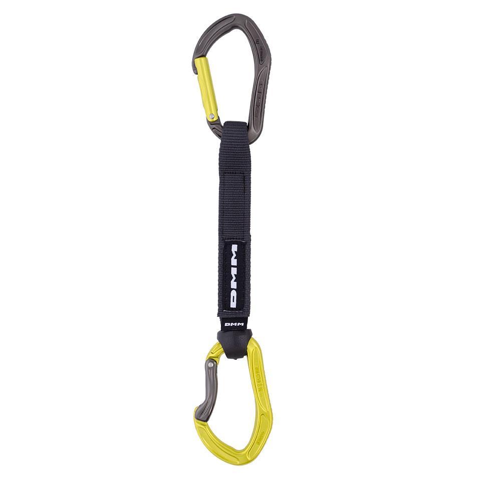 Alpha Sport Quickdraw 18cm Titanium/Lime