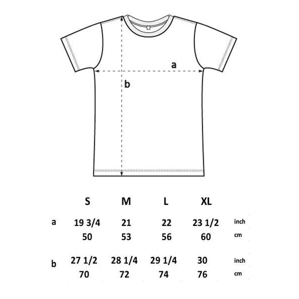 Mens Torque T Shirt - denim