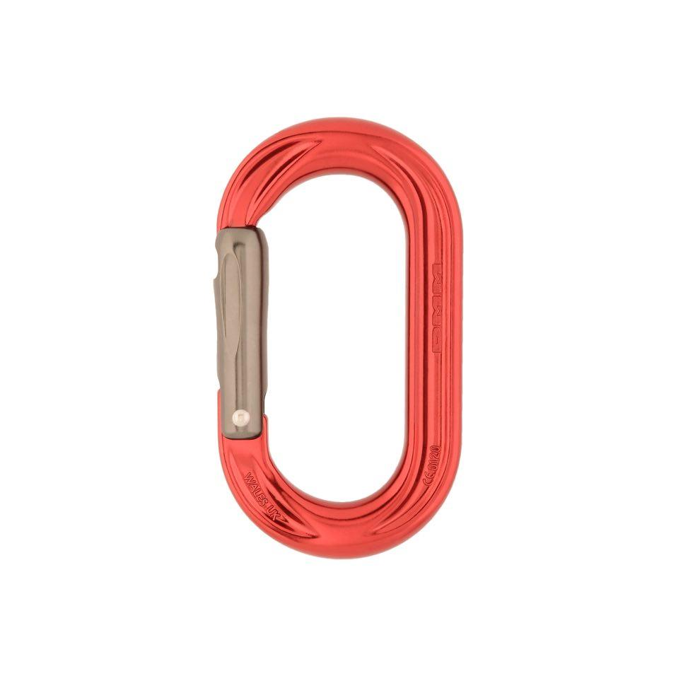 PerfectO Straight Gate - Red/Titanium