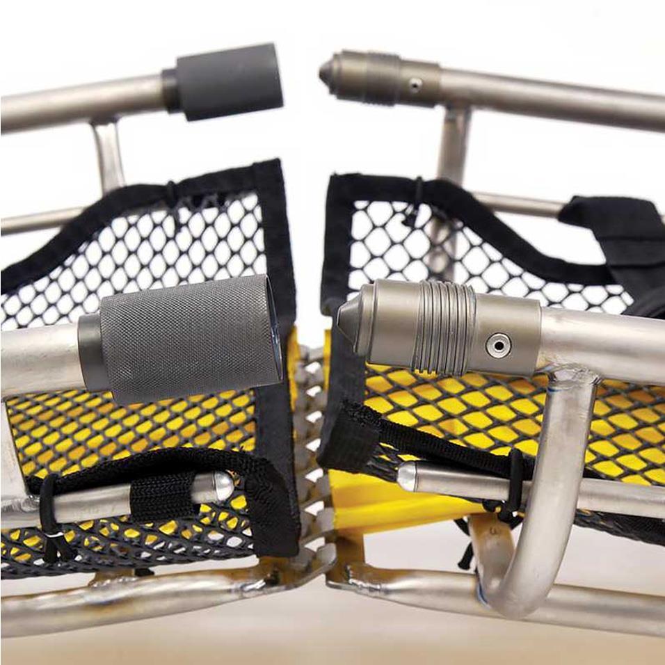 Titan Tapered Split Basket Stretcher