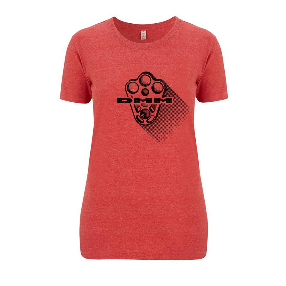 Womens Pulley T-Shirt front