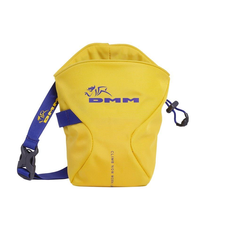 Traction Chalk Bag Yellow