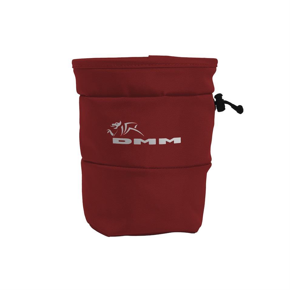 Tube Chalk Bag Red