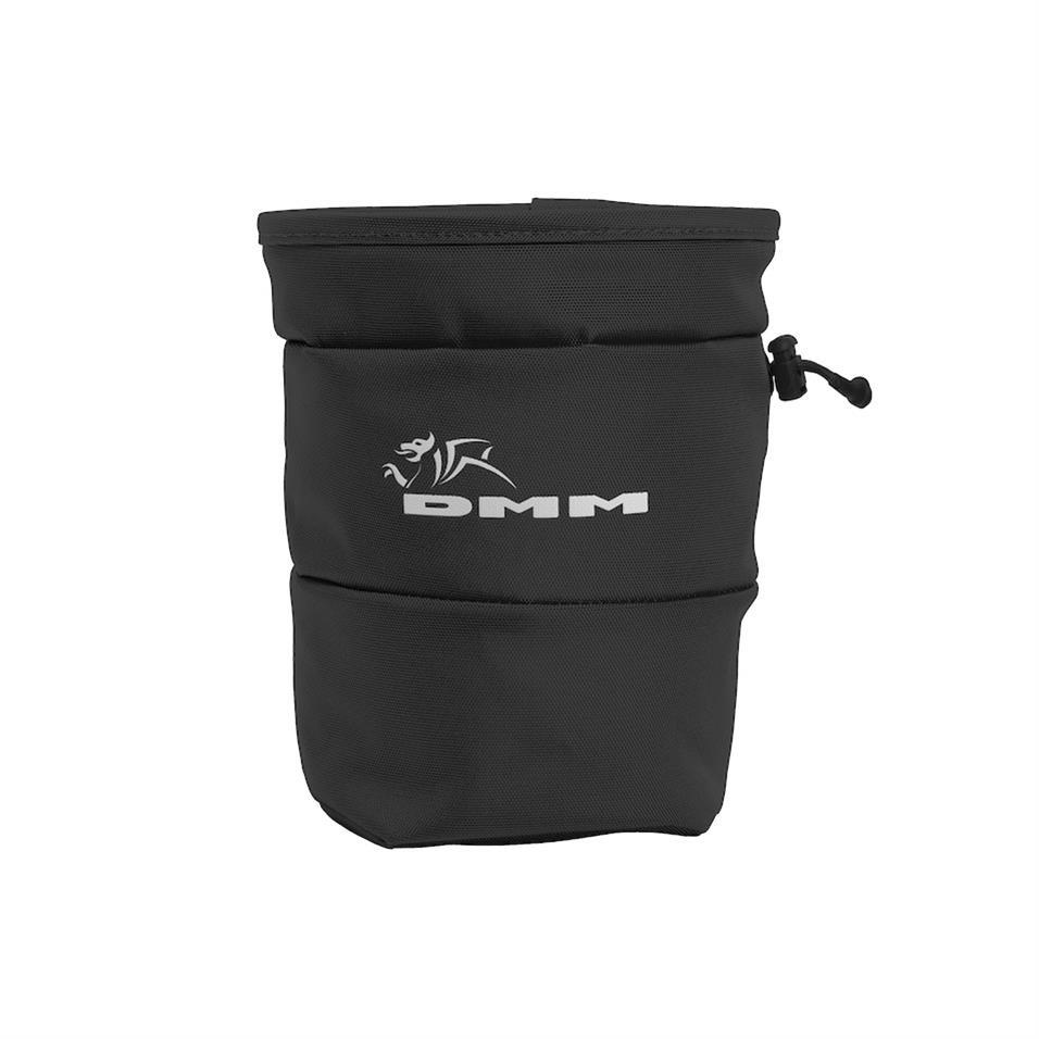Tube Chalk Bag Black